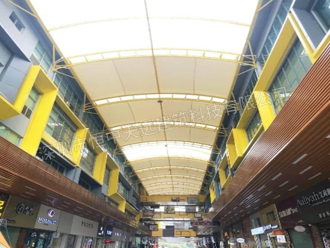 广东东莞地王广场商业中庭