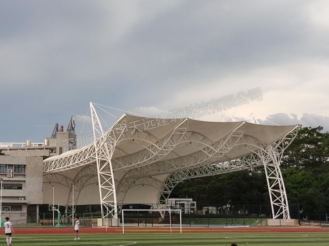 东莞职业技术学校游泳中心